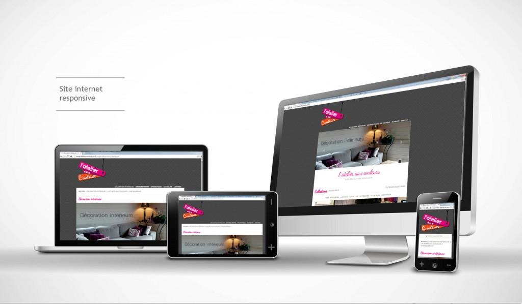 atelier aux couleurs agence n onoum. Black Bedroom Furniture Sets. Home Design Ideas